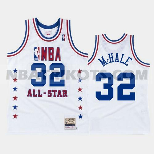 nba Boston Celtics trikots Kevin McHale 32 All Star 1988 herren weiß