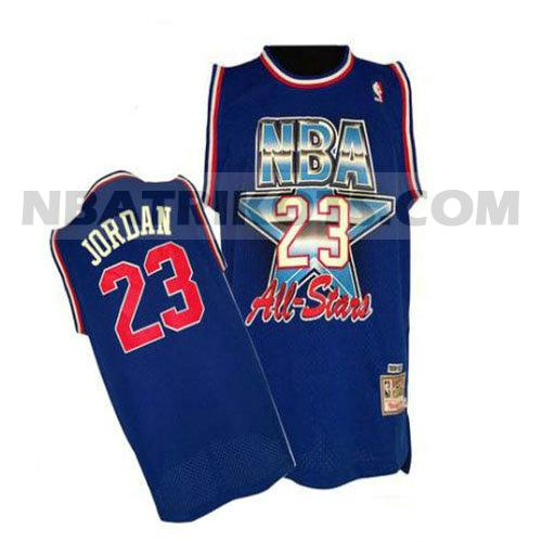 nba all star 1992 trikots Michael Jordan 23 herren blau