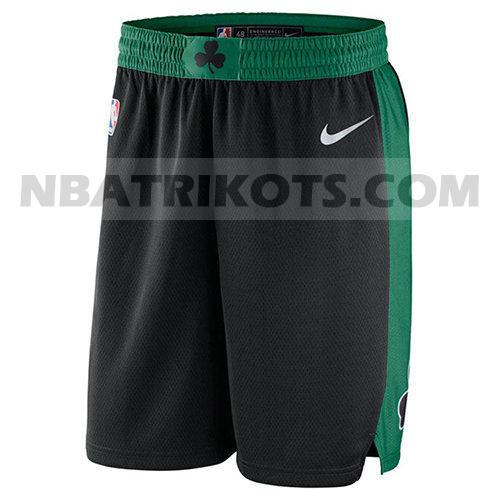 nba boston celtics kurzen hosen 17-18 herren schwarz