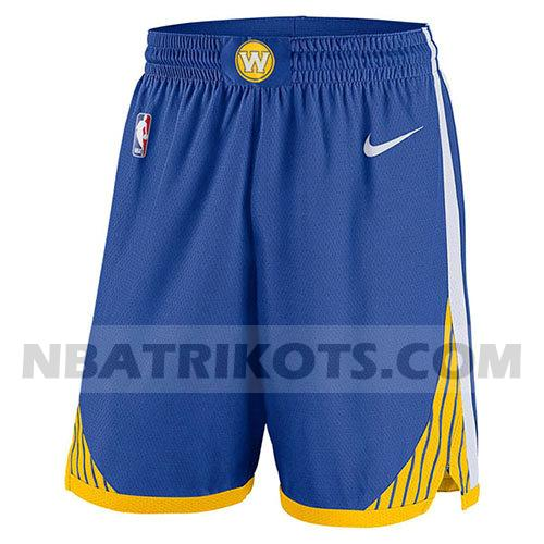 nba golden state warriors kurzen hosen 2017-18 herren blau