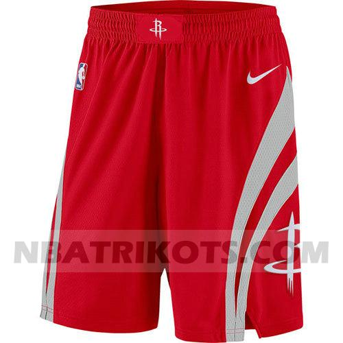 nba houston rockets kurzen hosen 2017-18 herren rot