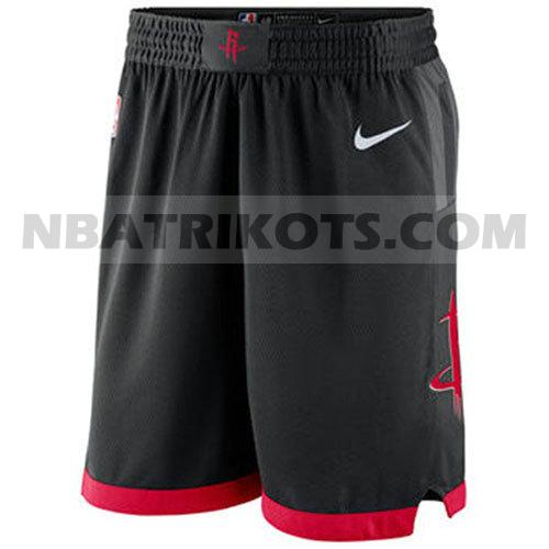nba houston rockets kurzen hosen 2017-18 herren schwarz