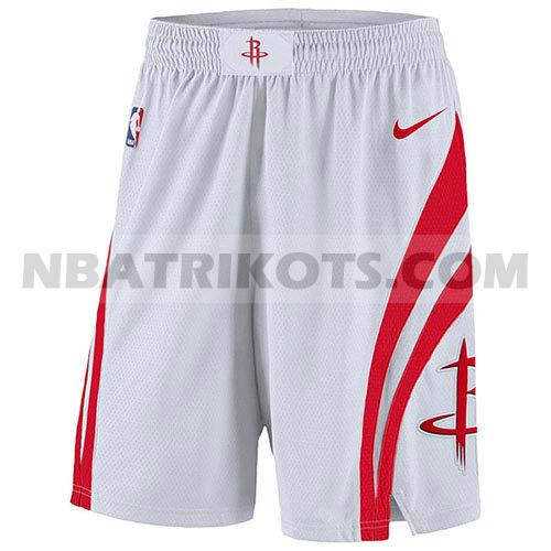 nba houston rockets kurzen hosen 2017-18 herren weiß